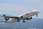 たっしーさんが、熊本空港で撮影した全日空 767-381/ERの航空フォト(写真)