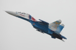 Koenig117さんが、ラメンスコエ空港で撮影したロシア空軍 Su-27UBの航空フォト(写真)