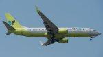 coolinsjpさんが、仁川国際空港で撮影したジンエアー 737-8B5の航空フォト(写真)