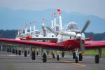 PASSENGERさんが、静浜飛行場で撮影した航空自衛隊 T-7の航空フォト(写真)