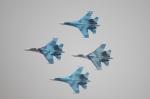 Koenig117さんが、ラメンスコエ空港で撮影したロシア空軍 Su-27 (Su-27S)の航空フォト(写真)
