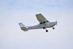たっしーさんが、熊本空港で撮影した崇城大学 172S Skyhawk SPの航空フォト(写真)