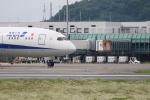 テクストTPSさんが、松山空港で撮影した全日空 787-881の航空フォト(写真)