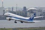 六連星さんが、羽田空港で撮影した全日空 787-881の航空フォト(写真)