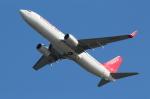 Koenig117さんが、関西国際空港で撮影したイースター航空 737-86Jの航空フォト(写真)