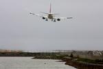 kinsanさんが、那覇空港で撮影した日本トランスオーシャン航空 737-4K5の航空フォト(写真)