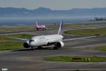 妄想竹さんが、関西国際空港で撮影したユナイテッド航空 787-9の航空フォト(写真)