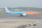 シュウさんが、成田国際空港で撮影したKLMオランダ航空 777-306/ERの航空フォト(写真)