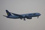 strikeさんが、羽田空港で撮影したスカイマーク 767-38E/ERの航空フォト(写真)