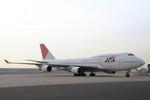 strikeさんが、羽田空港で撮影した日本航空 747-446の航空フォト(写真)