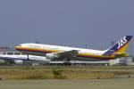 senyoさんが、小松空港で撮影した日本エアシステム A300B4-622Rの航空フォト(写真)