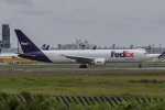 Jetstreamさんが、成田国際空港で撮影したフェデックス・エクスプレス 767-3S2F/ERの航空フォト(写真)