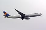 sonnyさんが、成田国際空港で撮影したルフトハンザドイツ航空 A330-343Xの航空フォト(写真)