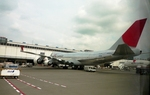 Hikobouzさんが、成田国際空港で撮影した日本航空 747-446F/SCDの航空フォト(写真)