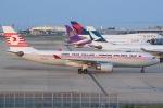 JA8961RJOOさんが、関西国際空港で撮影したターキッシュ・エアラインズ A330-203の航空フォト(写真)