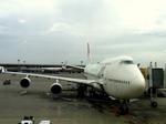 JA8077さんが、成田国際空港で撮影した日本航空 747-446の航空フォト(写真)