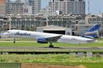 タヌキさんが、高雄国際空港で撮影したヤクティア・エア 757-236(SF)の航空フォト(写真)