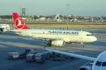 pringlesさんが、アタテュルク国際空港で撮影したBHエアラインズ A319-132の航空フォト(写真)