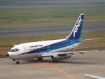 ktaroさんが、羽田空港で撮影したエアーニッポン 737-281/Advの航空フォト(写真)