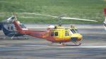 誘喜さんが、台北松山空港で撮影した空中勤務総隊 UH-1Hの航空フォト(写真)