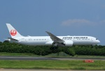 Espace77さんが、成田国際空港で撮影した日本航空 787-9の航空フォト(写真)