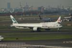 taka2217さんが、羽田空港で撮影したキャセイパシフィック航空 777-367/ERの航空フォト(写真)
