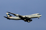 BARCAさんが、香港国際空港で撮影したキャセイパシフィック航空 747-867F/SCDの航空フォト(写真)