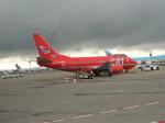 さくら13さんが、成田国際空港で撮影したサハリン航空 737-5L9の航空フォト(写真)