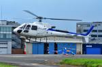 はるかのパパさんが、東京ヘリポートで撮影したディーエイチシー AS350B3 Ecureuilの航空フォト(写真)