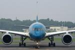 shimonさんが、成田国際空港で撮影したベトナム航空 A350-941XWBの航空フォト(写真)