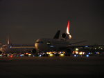 hachiさんが、名古屋飛行場で撮影した日本航空 MD-11の航空フォト(写真)