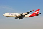 YASKYさんが、成田国際空港で撮影したカンタス航空 747-438/ERの航空フォト(写真)