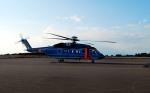 tabiannnaininnさんが、大島空港で撮影した警視庁 S-92Aの航空フォト(写真)
