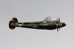 eagletさんが、チノ空港で撮影したプレーンズ・オブ・フェイム P-38L Lightningの航空フォト(写真)