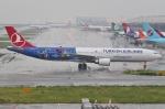 Wings Flapさんが、関西国際空港で撮影したターキッシュ・エアラインズ A330-303の航空フォト(写真)