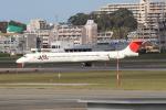 Airbus350さんが、福岡空港で撮影したJALエクスプレス MD-81 (DC-9-81)の航空フォト(写真)