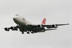strikeさんが、成田国際空港で撮影した日本航空 747-346の航空フォト(写真)