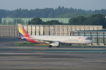 pringlesさんが、成田国際空港で撮影したアシアナ航空 A321-231の航空フォト(写真)