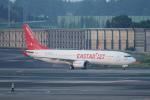 pringlesさんが、成田国際空港で撮影したイースター航空 737-8Q8の航空フォト(写真)