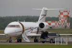 夢でゆなゆなさんが、新千歳空港で撮影したChallenger 5445  Challenger 600の航空フォト(写真)