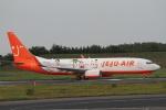 気分屋さんが、成田国際空港で撮影したチェジュ航空 737-8ALの航空フォト(写真)