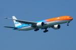 shimonさんが、シンガポール・チャンギ国際空港で撮影したKLMオランダ航空 777-306/ERの航空フォト(写真)