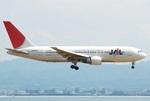 omi3さんが、関西国際空港で撮影した日本航空 767-246の航空フォト(写真)