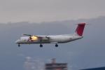 shining star ✈さんが、伊丹空港で撮影した日本エアコミューター DHC-8-402Q Dash 8の航空フォト(写真)