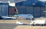 なごやんさんが、O・R・タンボ国際空港で撮影したエア・ジンバブエ A320-214の航空フォト(写真)