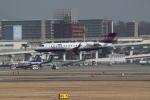 職業旅人さんが、伊丹空港で撮影したアイベックスエアラインズ CL-600-2B19 Regional Jet CRJ-100LRの航空フォト(写真)