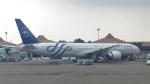 スカルノハッタ国際空港 - Jakarta International Soekarno-Hatta Airport [CGK/WIII]で撮影されたガルーダ・インドネシア航空 - Garuda Indonesia [GA/GIA]の航空機写真