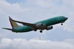 romyさんが、ペインフィールド空港で撮影したアエロフロート・ロシア航空 737-8LJの航空フォト(写真)