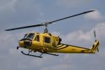 Miyabi24さんが、東京ヘリポートで撮影したアカギヘリコプター 204B-2(FujiBell)の航空フォト(写真)