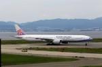 JA946さんが、関西国際空港で撮影したチャイナエアライン 777-309/ERの航空フォト(写真)